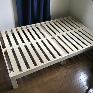 「売却済」 セミダブル (SD) ベッド