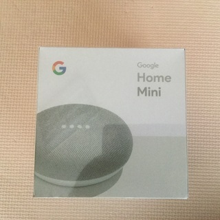 Google Home Mini 未開封