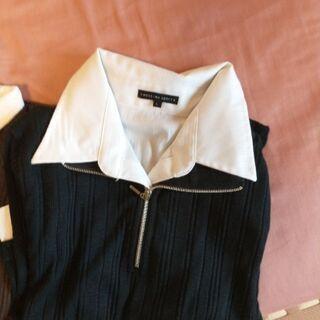 8分袖シャツ