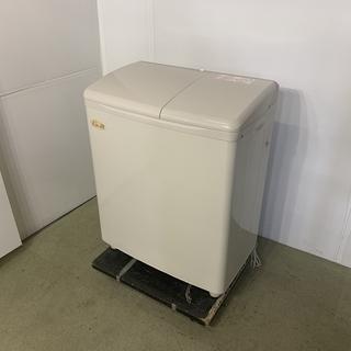 【50%値下げ】HITACHI 日立 2槽式電気洗濯機 PS-H...