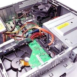 パソコンの設置、設定、修理、データ復元、高速化、LAN工事、周辺...