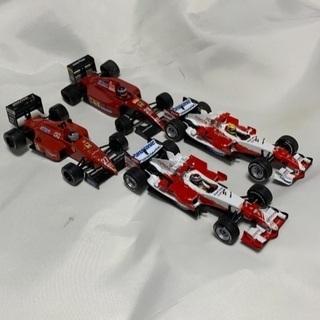 1/43 F1 ミニカー4台セット