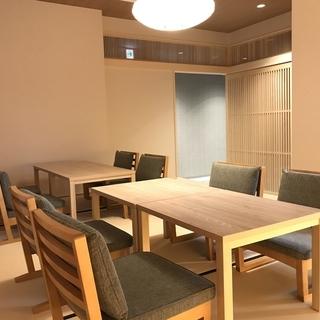 地下鉄九条駅から徒歩2分!新築ホテル茶室のレンタルスペース