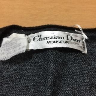 大セール中!Christian Dior薄手セーター