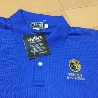 大セール中!新品Versaceポロシャツ - 大田区