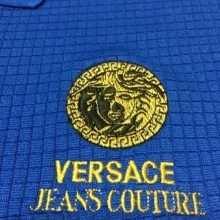 大セール中!新品Versaceポロシャツ