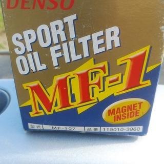 デンソースポーツオイルフィルター2個SET