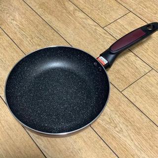 IH対応マーブルコートフライパン(20cm)