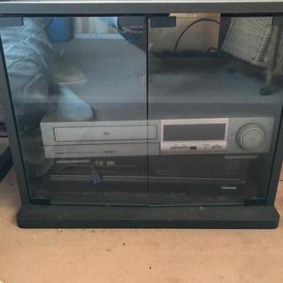 テレビセット
