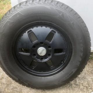 スタッドレスタイヤ ブリジストン 265/65/R17