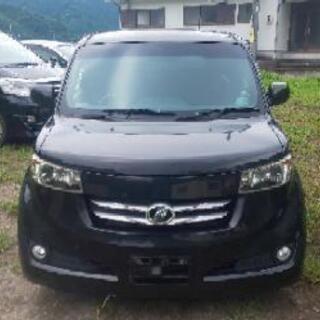 車検コミコミ トヨタ bB Z Qバージョン 92000キロ