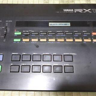 ヤマハ シーケンサー ドラムマシン RX15