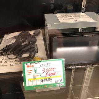 ★106 MITSUHBISHI メモリーナビ 【リサイクルマー...