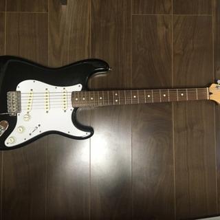 Fender Japan ストラトキャスター ブラック