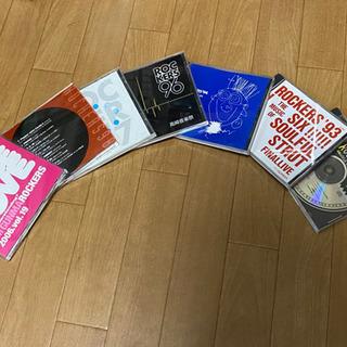 ☆群馬ROCKERS 歴代CDセット☆