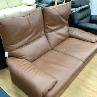 【取りに来れる方限定】ACTUSの2人掛けソファー売ります!