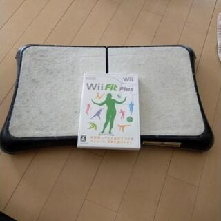 Wii Fit plus バランスボード