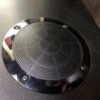 重低音強化スピーカー