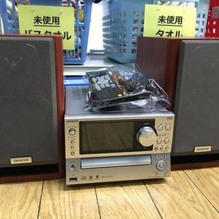 希少! ONKYO CD/HDD チューナー アンプ システム ...