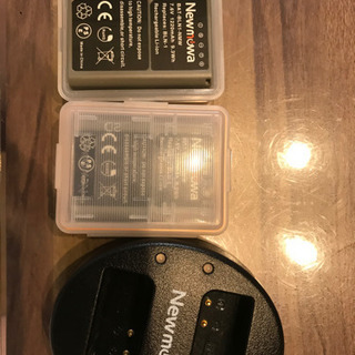 OLYMPUS omd em5 mk2 互換バッテリー