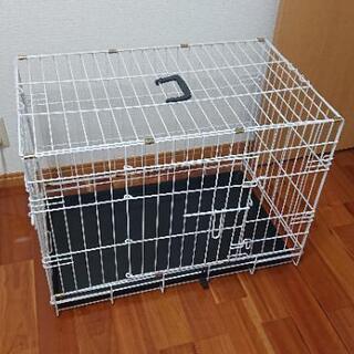 ペットケージ 猫 小型犬 中型犬 組立式 ペット用折りたたみケー...