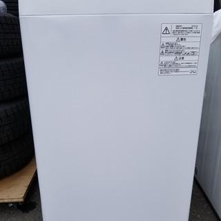 【恵庭】東芝 洗濯機 AW-6G6 6.0㎏ 2019年製  P...