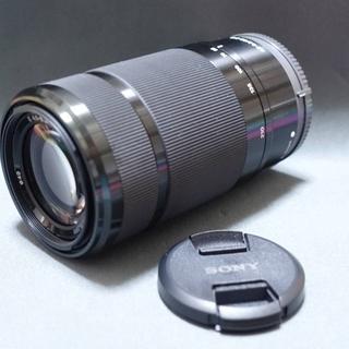 【新品・未使用】望遠レンズ・SEL55210 E55-210mm...