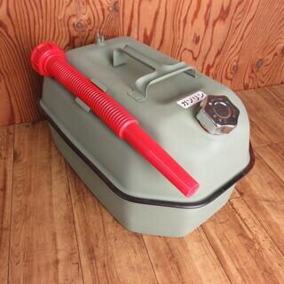 マッキンリー GM-20R ガソリン缶 容量 20ℓ ノズル 付...