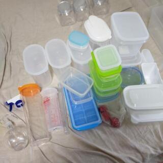 【引越しまとめ出品中】タッパー、製氷皿、冷茶器各種セット