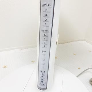【美品】HITACHI/日立 リビング扇風機 リモコンタイプ HEF-80R  - 家電