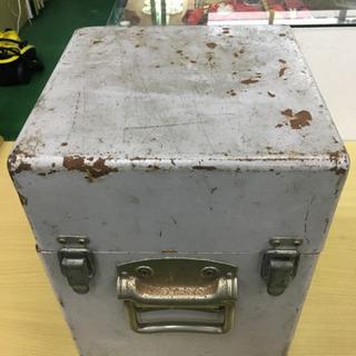 JG0009   ジャンク品 ムサシ電機計器 耐電圧トランス部 ...