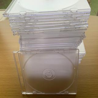 空のディスクケース