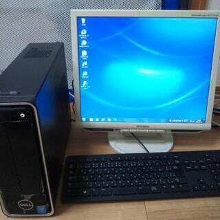 DELLのディスクトップパソコンです