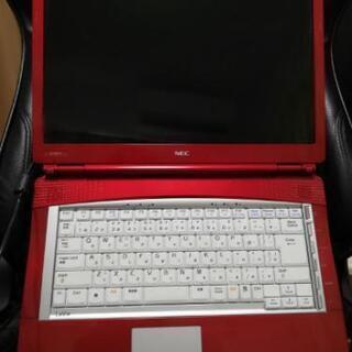 NEC ノートパソコン ジャンク