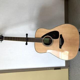ギター ヤマハFG820(カバー・スタンド付き)