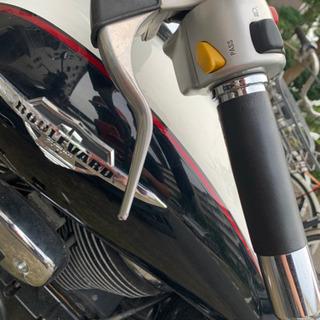 スズキ ブルバード 400cc アメリカン