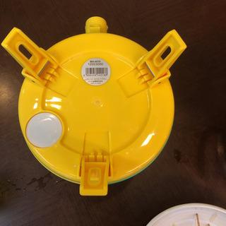 子ども用ジャグ3L(三匹のこぶた・イエロー) - 生活雑貨