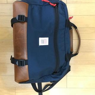 TOPO 3WAY仕様 Commuter Briefcase-L...