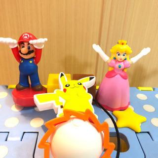 マリオ&ピーチ姫とポケモン