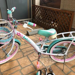 【⠀値下げしました⠀】18インチ カヒコキッズ 自転車