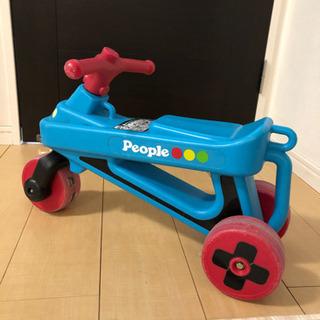 people  三輪車