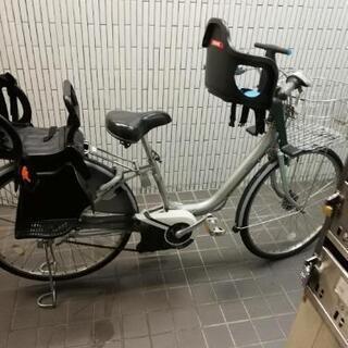 本日限定ブリジストン電動自転車中古