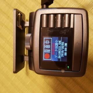 ドライブレコーダー ロジテック  LVR-SD100BK