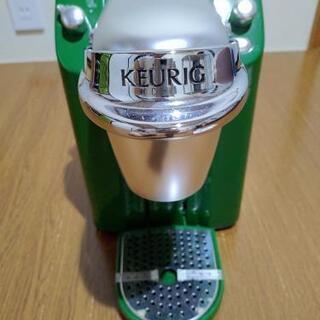 ★【使用品】KEURIG ネオトレビエ コーヒー抽出機 BS20...