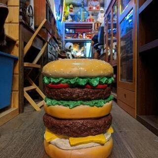Hamburger Stool ハンバーガー スツールの画像
