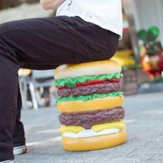 Hamburger Stool ハンバーガー スツール - 売ります・あげます
