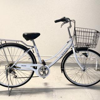 【お取引予定者さま決定いたしました】自転車 ママチャリ 【…
