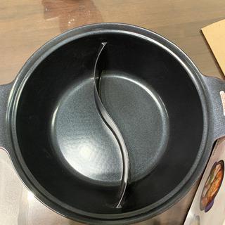 味くらべ仕切り鍋 26cm 新品未使用