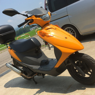 スズキ アドレスV125 国内生産K5モデル