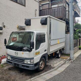移動販売車 キッチンカー 8ナンバー登録済。き